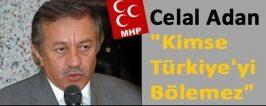 MHP Kurmayları Erzurum'da