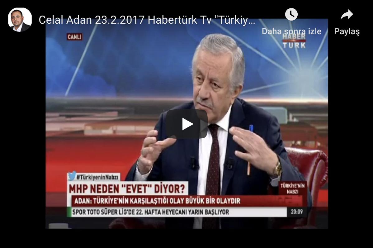 2.12.2016 Celal ADAN MHP İstanbul İl Teşkilatında gündemi değerlendirdi