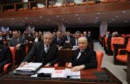 Sn Genel Başkanımız Devlet BAHÇELİ  Genel kurul çalışmalarında