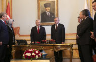 TBMM Başkanlık Devir Teslim Töreni