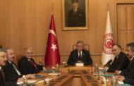 TBMM Geçici Başkanlık Divan Kurulu Toplantısı