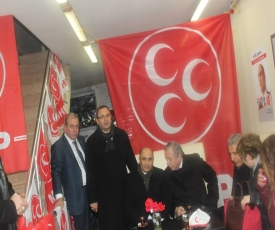 MHP GNL BŞK YRD CELAL ADAN'IN 15 MART 2014 TARİHİNDE YAPMIŞ OLDUĞU BASIN TOPLANTISI