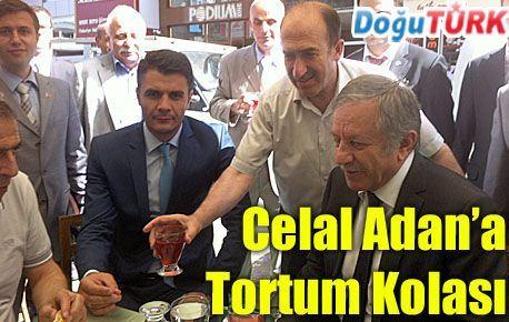 Seçim çalışmaları kapsamında Samsun'da bulunan MHP Genel Başkan Yardımcısı ve İstanbul Milletvekili Celal Adan, MHP Samsun Mitinginin geniş bir katılımla 26 Ekim Cumartesi günü yapılacağını açıkladı.