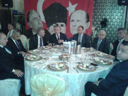 MHP İstanbul 1. Bölge Genişletilmiş İstişare Toplantısı yapıldı