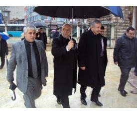 MHP Milletvekili ve Siyasi İşlerden Sorumlu Genel Başkan Yardımcısı Celal Adan, Öcalan-BDP görüşmesini AKPnin basına sızdırdığını iddia etti.
