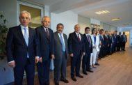 Mhp İstanbul İl Başkanlığımızın 13 08.2019 günü Kurban Bayramı bayramlaşması