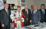İstanbul Bilumum Madeni Eşya Esnaf ve Sanatkarları Odaları Birliğince Beyoğlu'nda düzenlenen 32. Ahilik Haftası kutlamaları