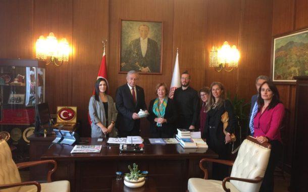 Marmara Grubu Vakfı kabulu