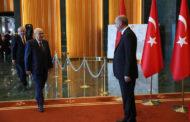 Cumhuriyetin Kuruluşunun 96. Yılı Cumhurbaşkanlığı Kabul Töreni