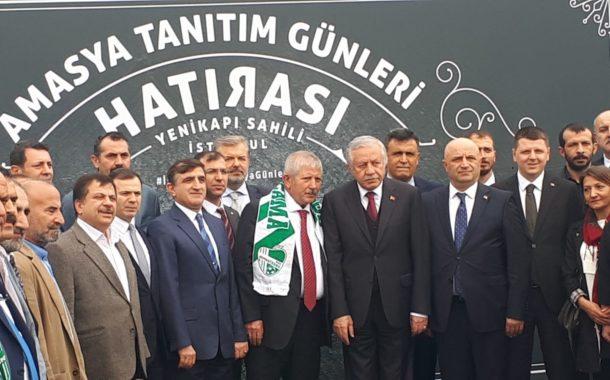 İSTANBUL YENİ KAPI AMASYA TANITIM GÜNLERİ 14.11.2019