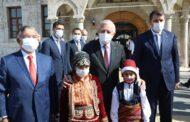 Milli Mücadele'nin mihenk taşı olan Sivas Kongresi'nin 101. yıl dönümünde Sivas'tayız.